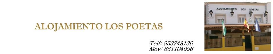 Alojamiento los Poetas